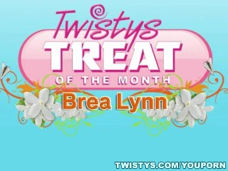 Brea Lynn Interview with Twistys