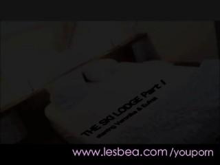Lesbea Orgasm makes her clit swollen
