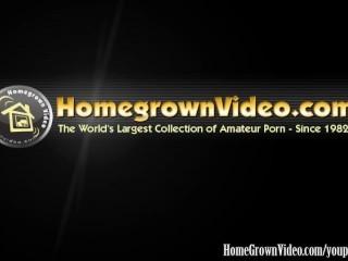 Amateur Couple Makes A Home Porn