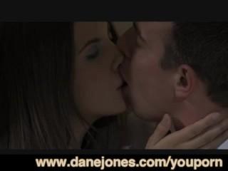 DaneJones Busty beauty gets intimate