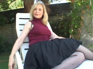 Hot MILF Gets Naughty - Anarchy