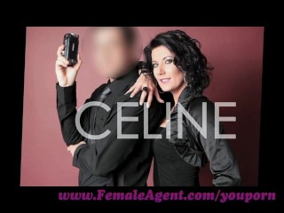 FemaleAgent. I need to test your dick