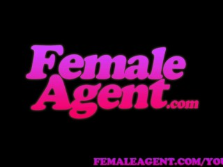 FemaleAgent Cage fighter with pierced cock ribbed for pleasure