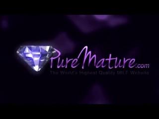 PureMature MILF has pussy picnic