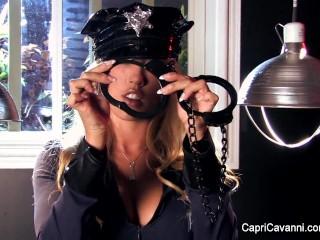 Capri Cavanni the Cop