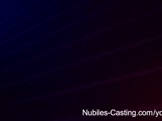 Nubiles Casting - Squirting asian teen really wants this job