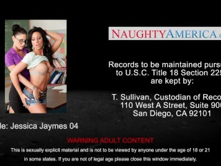 Sex teacher Jessica Jaymes fuck in threesome