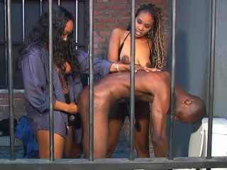Ebony Gangbang - X Traordinary Pictures