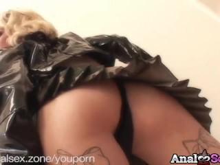 Stunning Faye Runaway gets her ass fucked hard