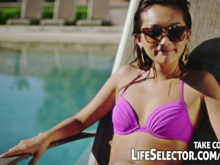 Alina Li's Sexperiences on Life Selector