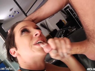 Jada Stevens loves her ass pounded hard