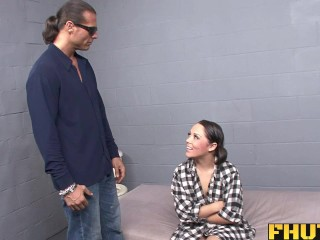 FHUTA - Inmate Gets Fucked In the Ass