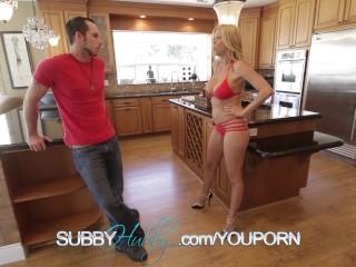 FemDom Wife Humilates Cuckold Hubby