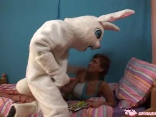 Bugs Bunny Fucks Teen Girl Like A Jack Rabbit