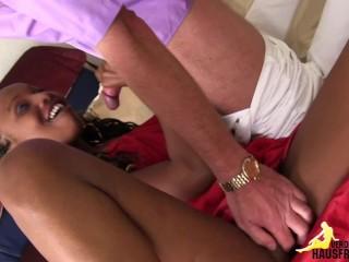 Pornstar Nelly Black part 1