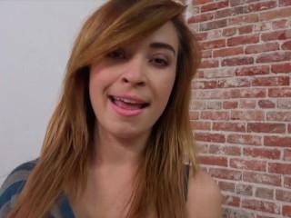 Redhead Latina Kylie Nicole Fucks in POV Style