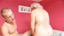 Mature Granny Betty Fucks...