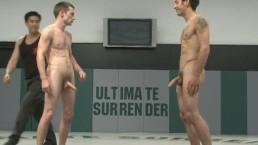Gay wrestling - winner fucks...
