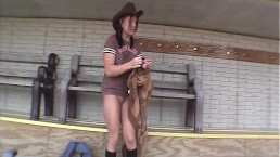 Ashley Naked Around Cedar...