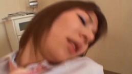 Cute Asian school girl...