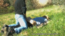 Lovemaking on the Grass...