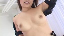Saki Ogasawara has her...