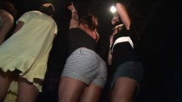 Babes At The Club...