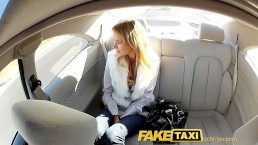 FakeTaxi Angel is pounded...