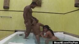 Hot Bisexuals Nicoly, Marcelo...