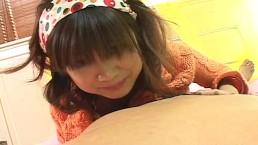 Tender Asian babe Rika...