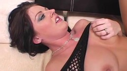 Sophie Dee squirts on...