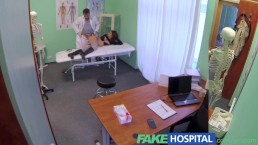 Fake Hospital Sexual treatment...