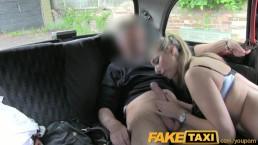 FakeTaxi Naughty police woman...