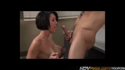 HDVPass Brunette with Big...