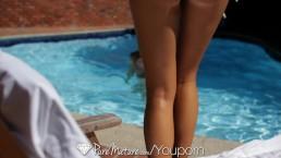 HD - PureMature Busty Summer...
