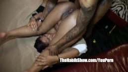 Asian black n thai...