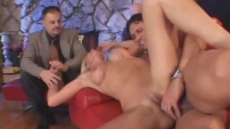 Married Housewife Fucks Another...