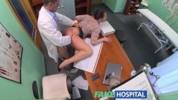 FakeHospital Horny saleswoman strikes...