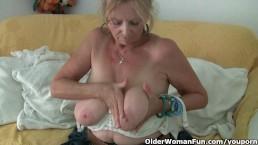 Britain's hottest grannies...
