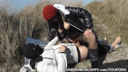 Slutwife Marion creampied by...