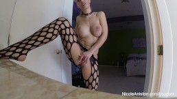 Nicole Aniston Masturbates...
