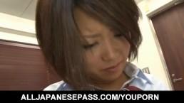 Miku Misato in school...