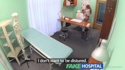 FakeHospital Nurse with a...