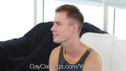 GayCastings - Amateur Clean Cut...