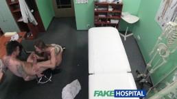 FakeHospital Nurse fucked hard...