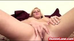 Donny Long titty fucks...