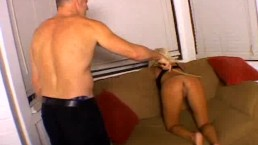 Spanking With Diffrent Paddles...