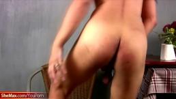 Ladyboy with big ass...