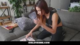 SisLovesMe - Cute Sis Does...