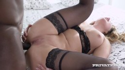 Interracial Anal Session With...